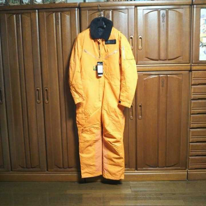 ★新品 GREEDYグリーデイ ジャンプスーツ  サイズL GWJ-02 防寒防水  定価 27864円