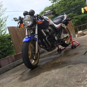CB400SF SPEC2 トリコ