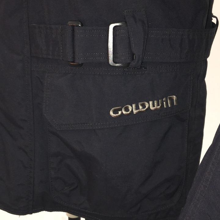 GOLDWIN GSM12053 GWSSTORMBREAKERジャケット Sサイズ