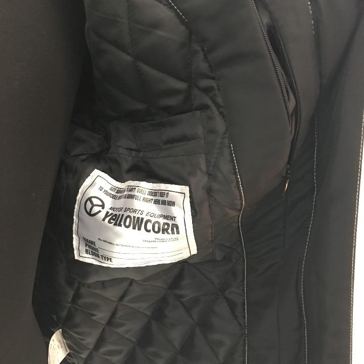 YELLROWCORN ナイロンジャケット LLサイズ