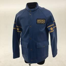 SCHOTT 3141029 LEATHER RACINGジャケット Lサイズ