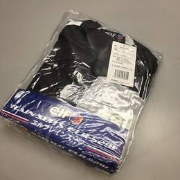ELF レインウェア ELR-5291 ブラック LLサイズ