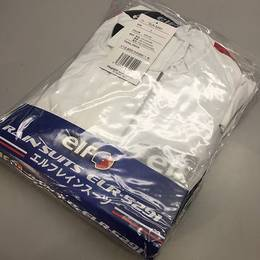 ELF レインウェア ELR-5291 ホワイト Lサイズ