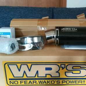 WR'S マフラー YZF -R25 MT-25 新品