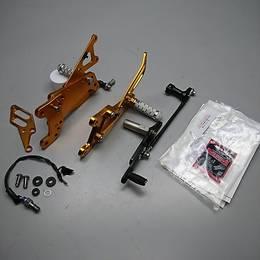 YZF-R1('07-'08)用 BABYFACE バックステップキット