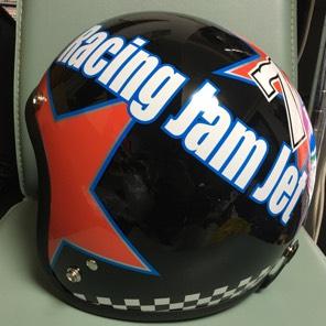 未使用品72JAMジェットヘルメット フリーサイズ