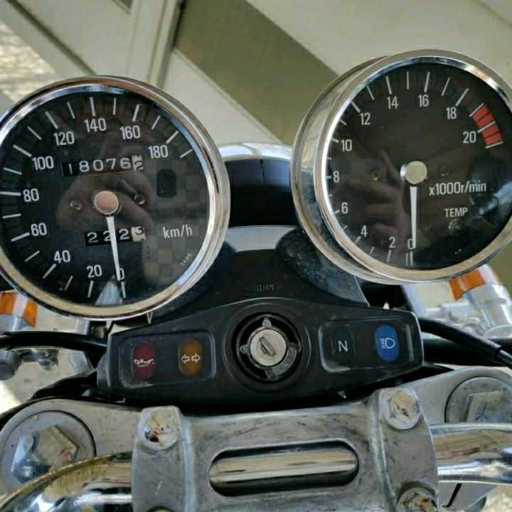 バリオスZR250A
