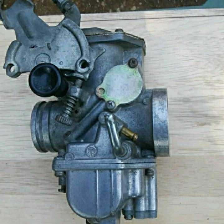 ヤマハTTR250キャブ