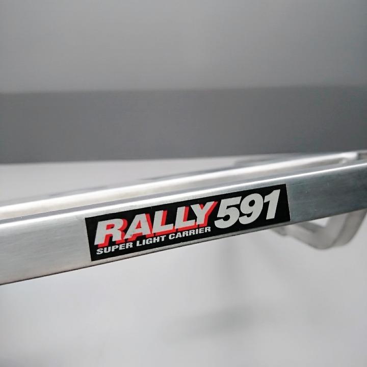 GSX1300R ハヤブサ 08~ RALLY591 アルミリアキャリア