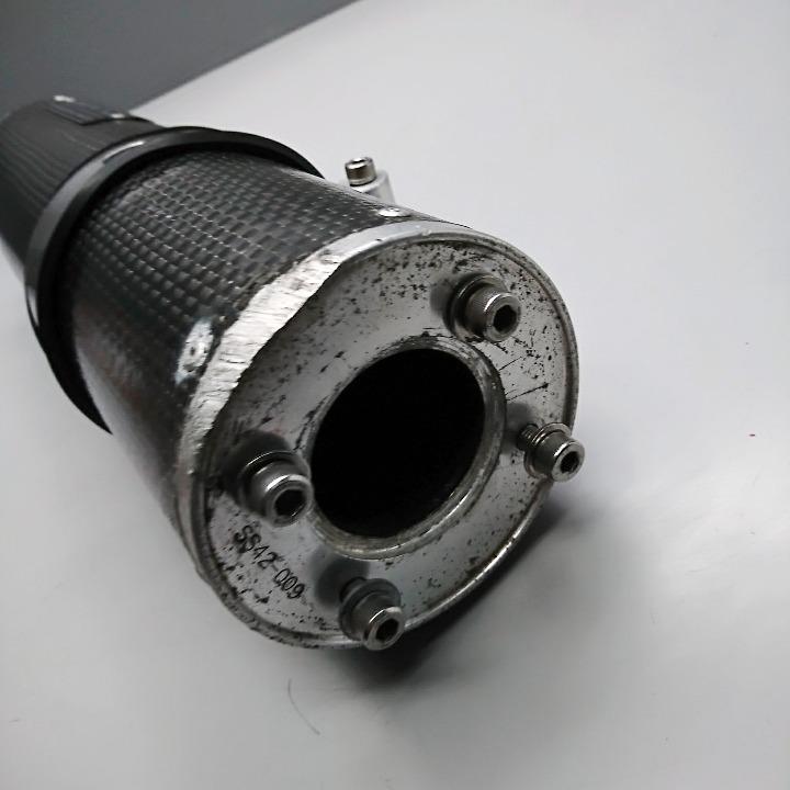 GSX400 インパルス GK7CA WR'S サイレンサー