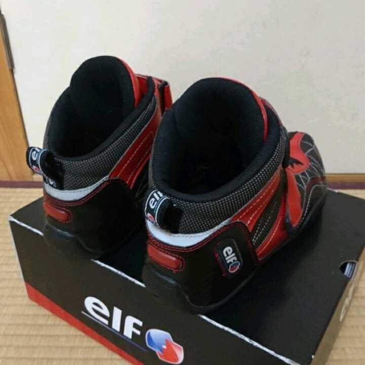 elf EXA11 ライディングシューズ エルフ エクサ11