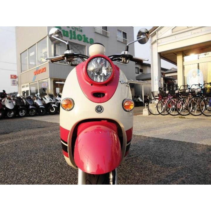 ♪徳島発♪ ヤマハ ビーノ ピンク SA37J