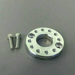 マニホールド変換アダプタ シルバー精工
