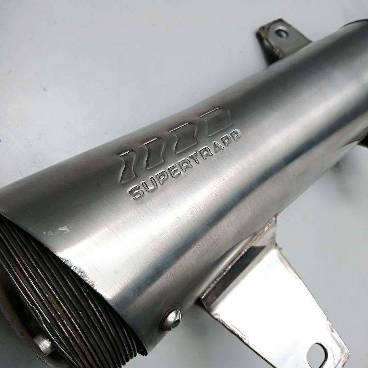 マジェスティ250 <SG03J> スーパートラップマフラー