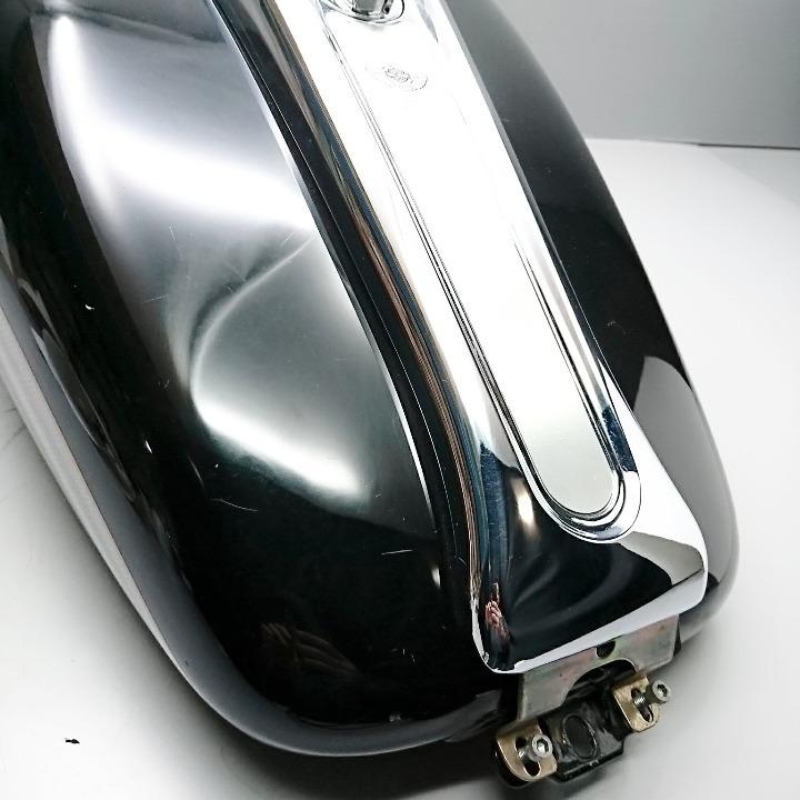 ハーレー FXSTD ソフテイルデュース 100執念 純正タンク メーター/キャップ付き