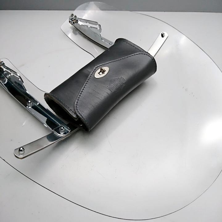 ハーレー FLSTS ヘリテイジ スクリーン ツールバッグ付き