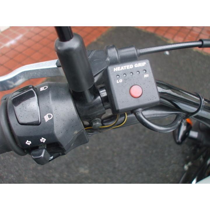 グラストラッカー・FIモデル