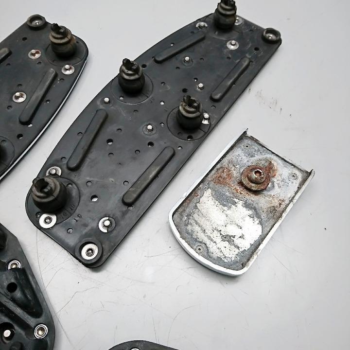 ハーレー FLHTC ツーリング エレクトラグライド ステップボードセット
