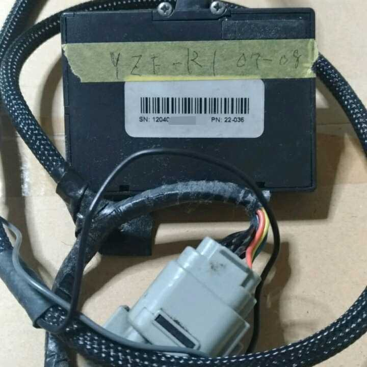YZF-R1 07-08用 パワーコマンダーV