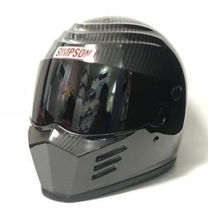 シンプソン アウトロー カーボン SIMPSON ヘルメット 限定
