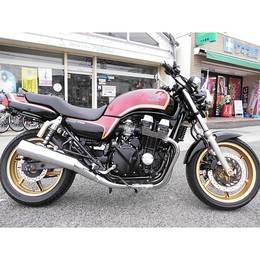♪徳島発♪ ホンダ CB750 黒 RC42 2007年式 平成30年10月まで車検付き