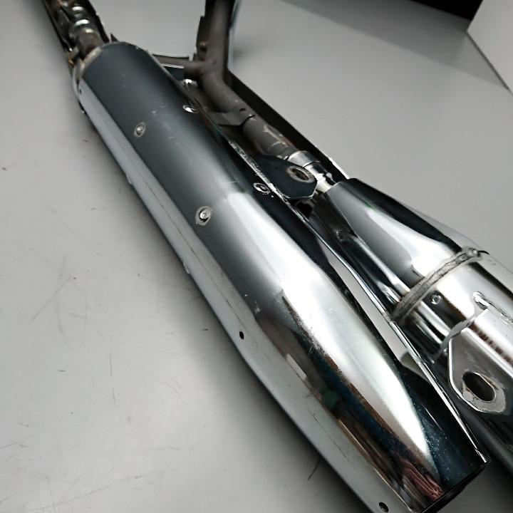 DS400クラシック 純正マフラー5KP-1