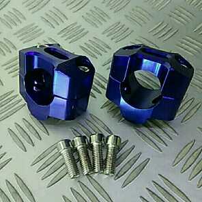 ハンドル変換クランプアダプタ 28mm