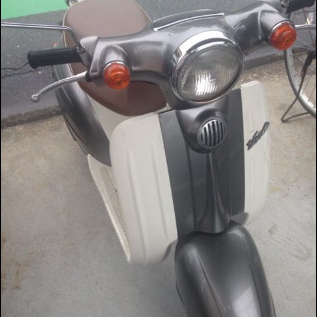 ベルデ50cc原付き