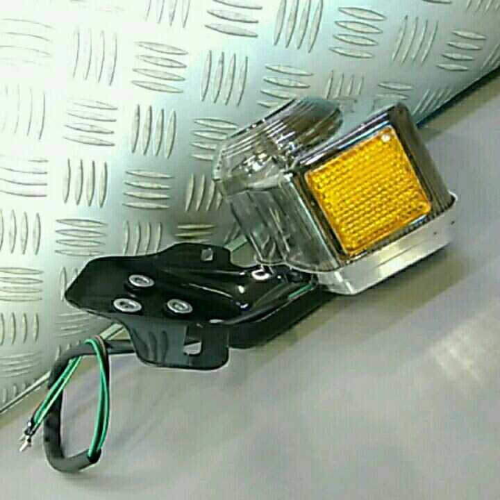 ホンダ系 スモークタイプテールランプ