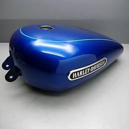 XL1200L-I 純正タンク ブルー