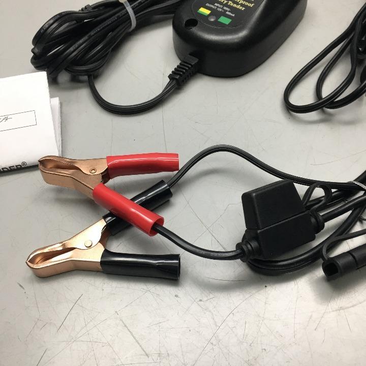 ハーレー 純正バッテリー 充電器 <022-0150-HD>