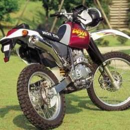 XR250/BAJA アルミスリップオンマフラー