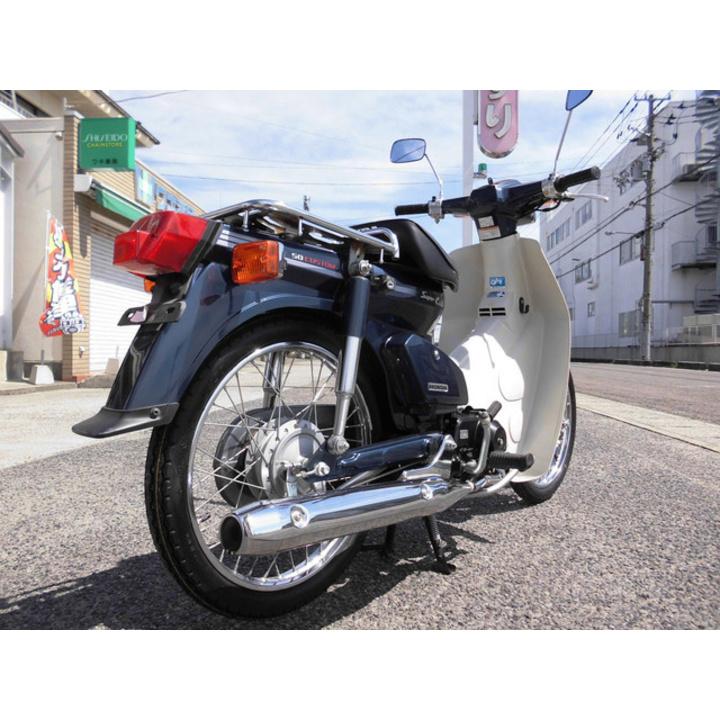 ♪徳島発♪ ホンダ スーパーカブ50カスタム ブラック AA01 6190km
