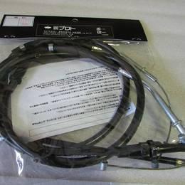 EFFEX スロットルケーブル 30mmロング ZEPHYR1100 92-07 ECT64603