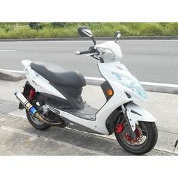 キムコ レーシング125 Fi
