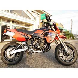 ♪徳島発♪ カワサキ KSR-1 ブラック MX050B 3174km