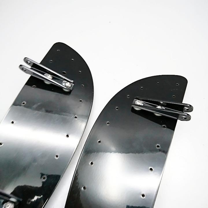 ハーレー バナナ ステップボード フロアボード FLD FL ソフテイル ツーリング トライク