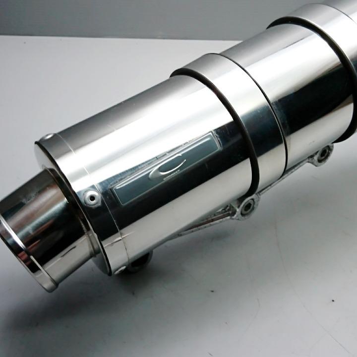 マジェスティ250 4D9 <SG20J> SP忠男 スーパーコンバット マフラー