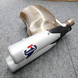 DUCATI純正 スクランブラー フルスロットル TERMIGNONI テルミニョーニ サイレンサー ZDM-E41