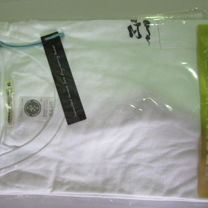 サイクルカルチャー CYCLE C BASIC TEE Short  WHITE XLサイズ