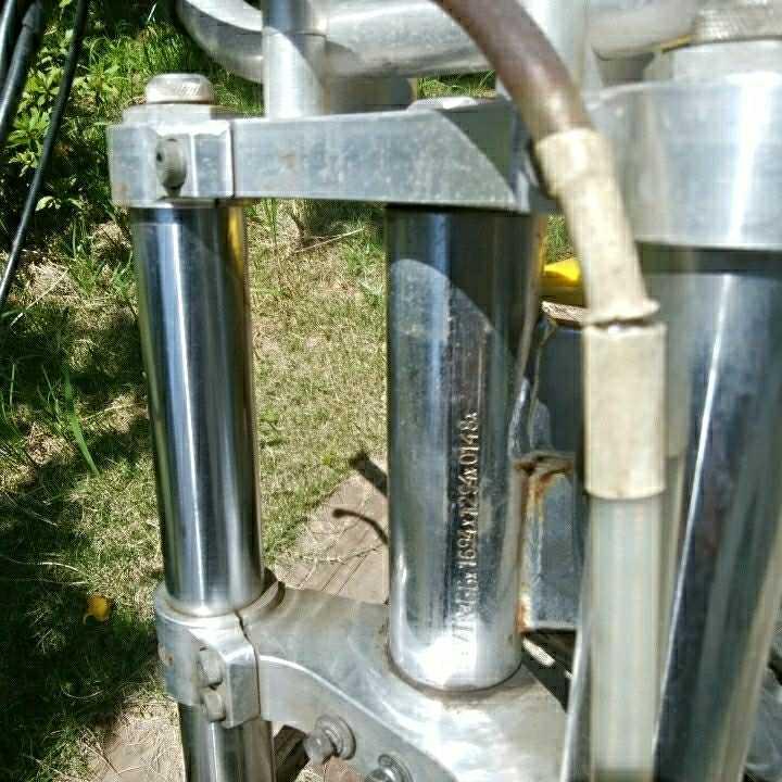 少し値下げ~ガスガス・トライアル:部品取り:再生用