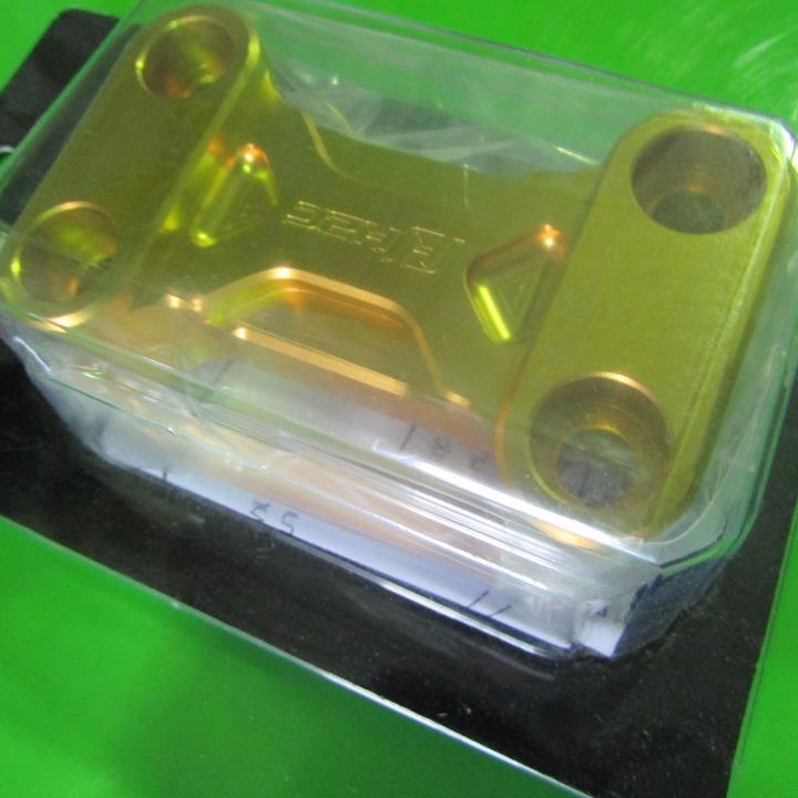 H2C ハンドルバークランプ/GLD ZOOMER-X 13-15