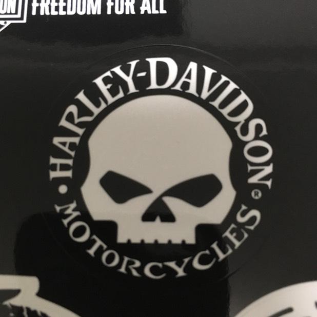 ハーレーダビッドソン ステッカー Harley-Davidson デカール