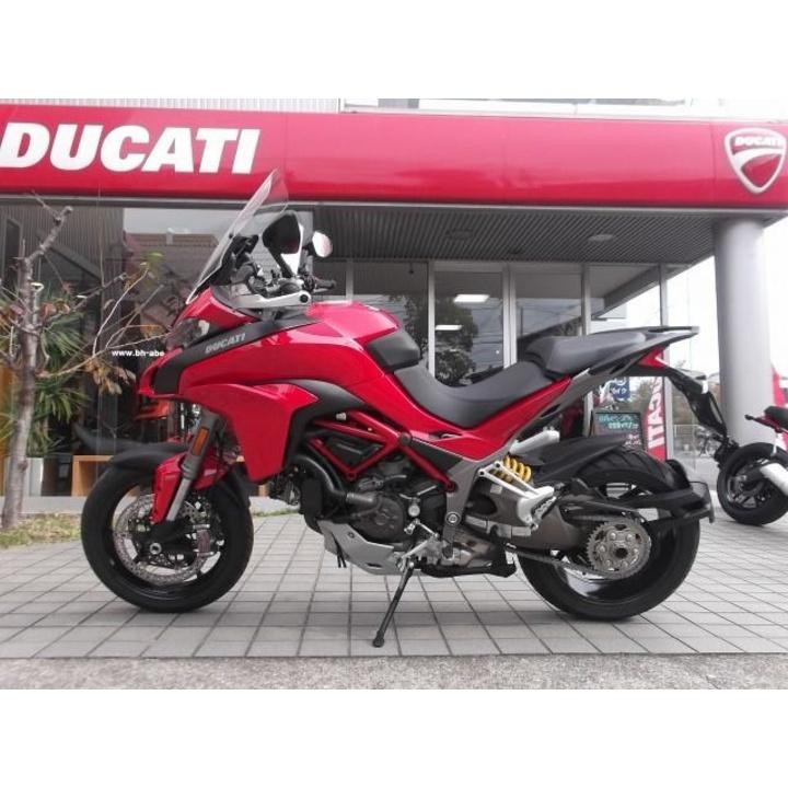 ドゥカティ ムルティストラーダ1200S