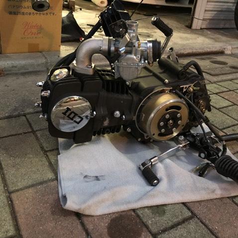 モンキーエンジン