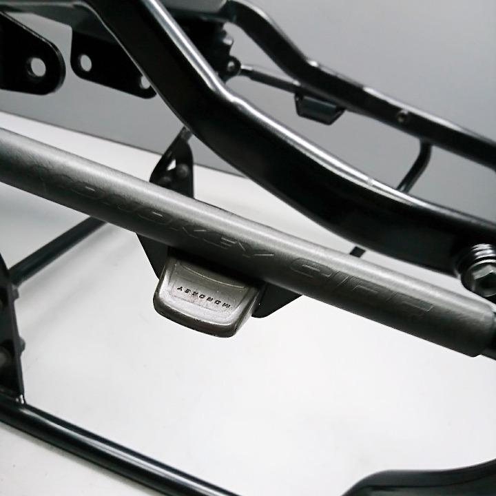 バンディット1250F 純正トップケースキャリア&パニアホルダー