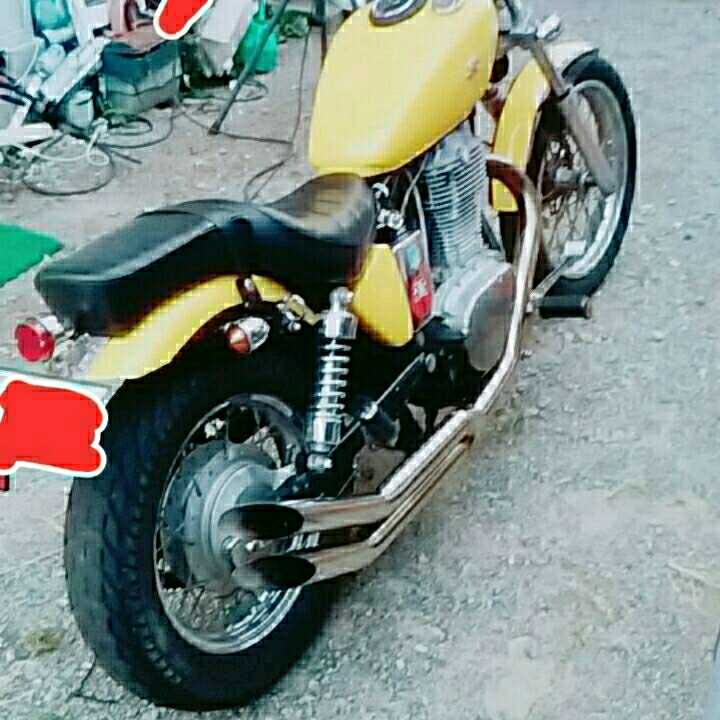 スズキ サベージ400