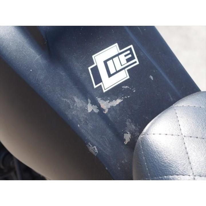 TW225E 2004年モデル ロンスイ スカチューン タイヤ新品♪