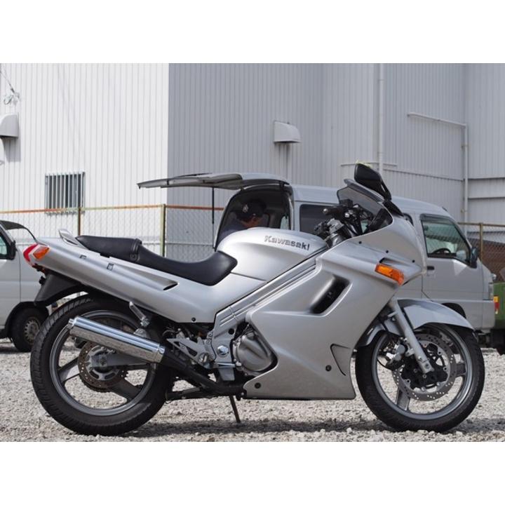 ZZR250 2002年モデル タイヤ前後新品♪