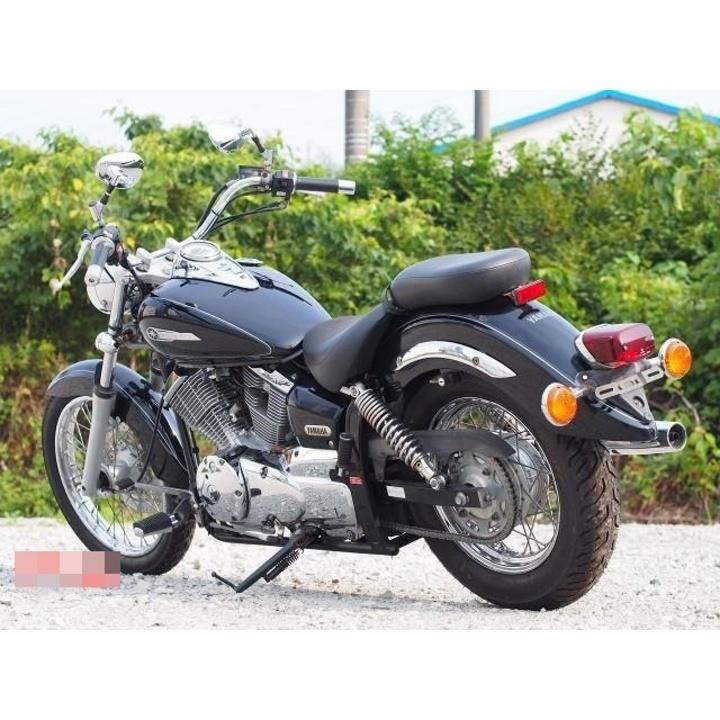 ドラッグスター250 2000年モデル 前後タイヤ交換済♪